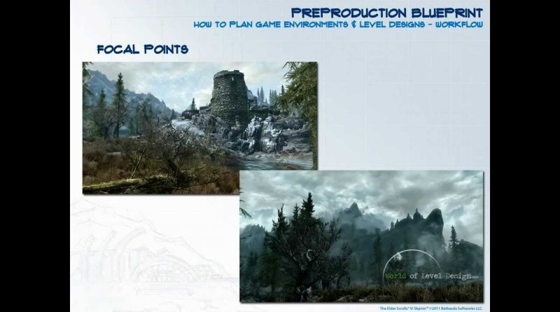 Preproduction Blueprint: How to Plan Your Game Environments and Level Designs Tutorial