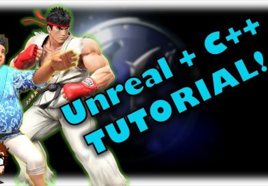 How To Make YOUR OWN Fighting Game! | Unreal and C++ Fighting Game Tutorial, Part 1