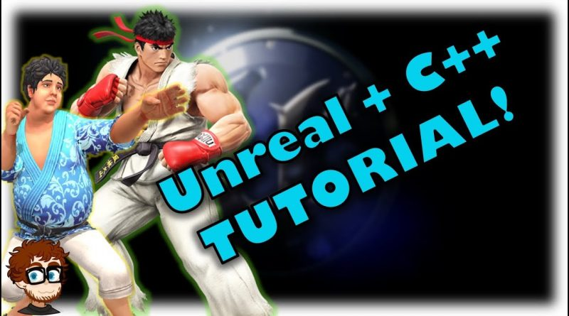 How To Make YOUR OWN Fighting Game with Unreal and C++
