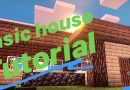 Basic house tutorial: Minecraft