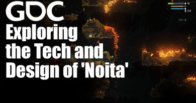 Exploring the Tech and Design of Noita