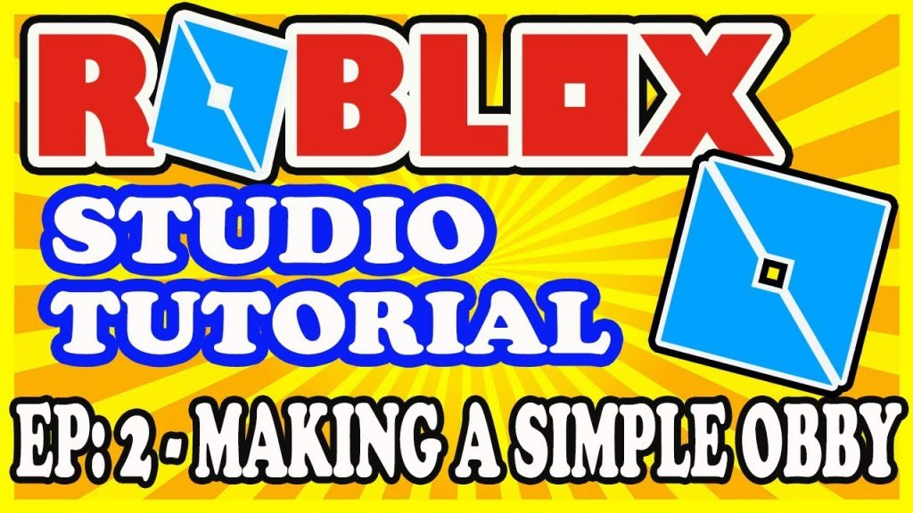Roblox Studio Checkpoint Roblox Studio Tutorial 2 How To Make A Simple Obby With Checkpoints Beginners Obstacle Course Game Designers Hub