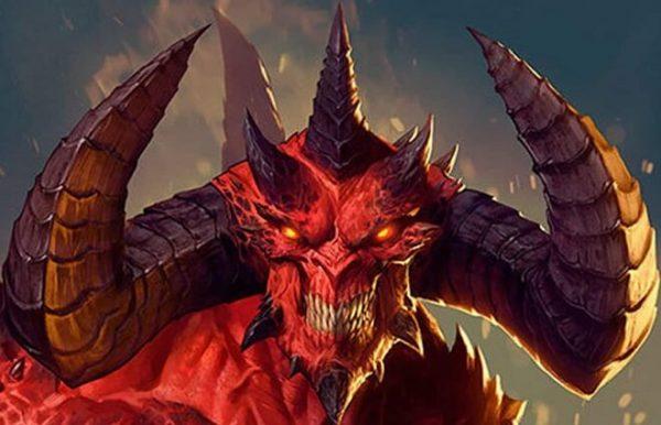 Diablo game concept doc