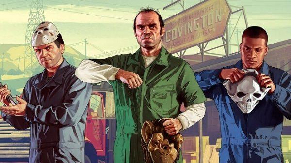 Grand Theft Auto design doc