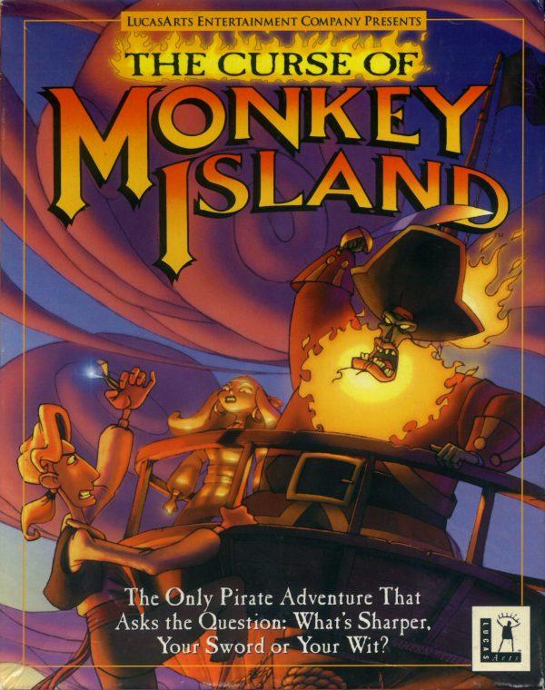 curse of monkey island game design doc